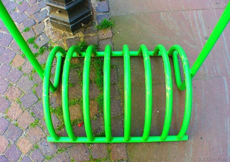 Grüne Bögen