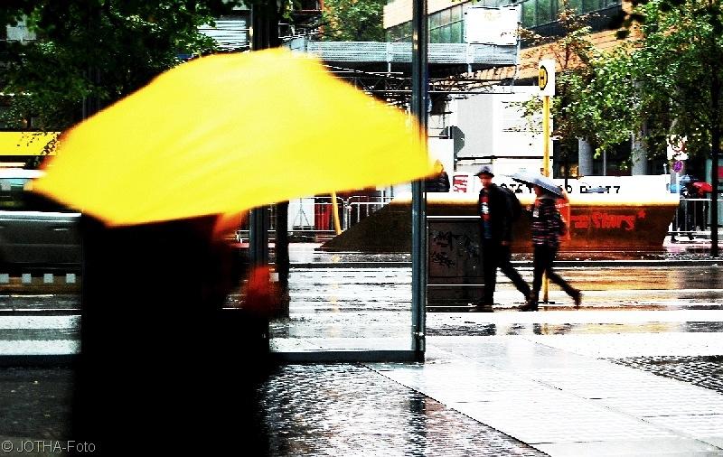 Schirmträger