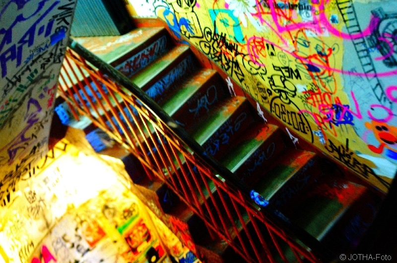 Stairways To Colors