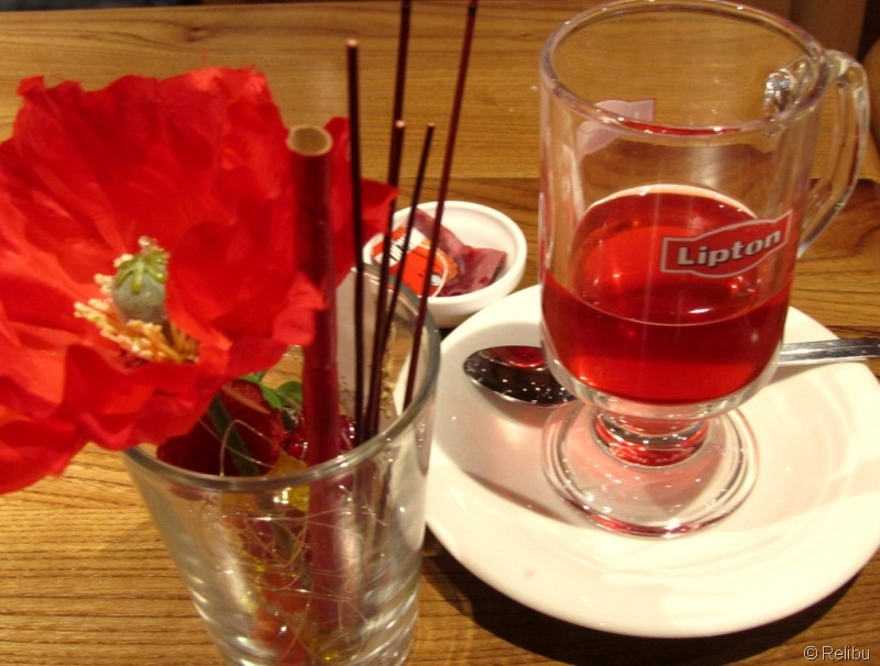 Relibu Tea-Time 13.12.10