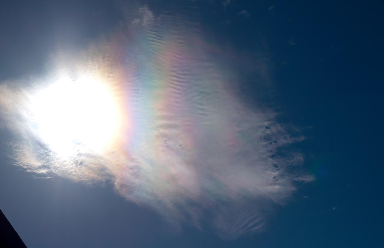 Haarp Wolken