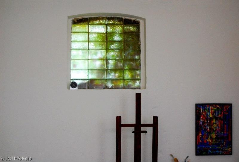 Atelier-Fenster